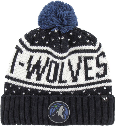 Download Minnesota Timberwolves Women S Gigi Knit Beanie Full