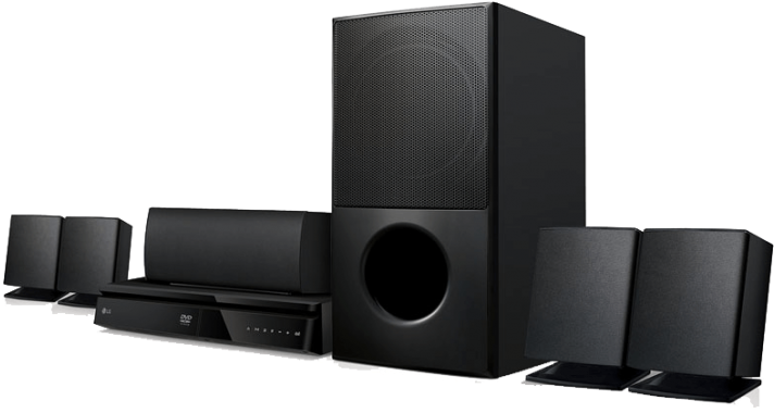 Download Free Png Home Theater Png Images Transparent 5 1 Lg Home Theatre Full Size Png Image Pngkit