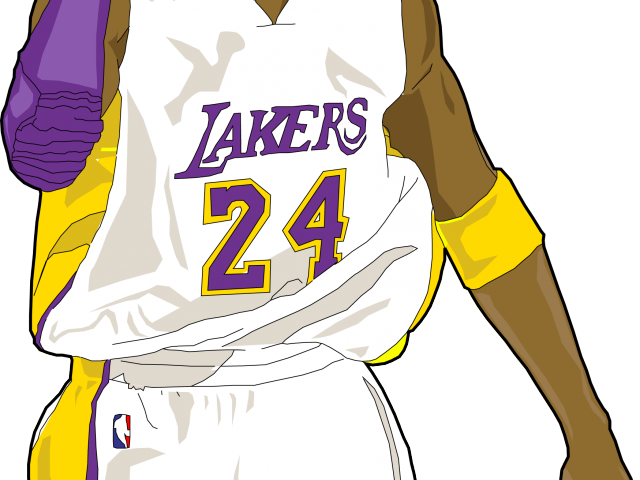 Download Kobe Bryant Clipart Transparent Logos And Uniforms Of The Los Angeles Lakers Full Size Png Image Pngkit