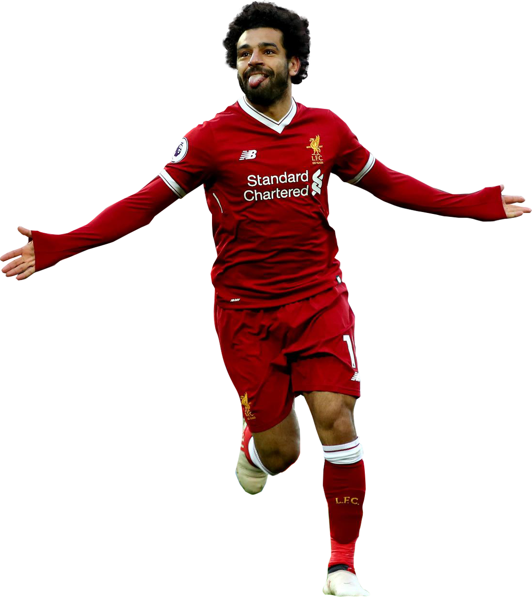 download footyrenders on twitter mohamed salah liverpool png full size png image pngkit twitter mohamed salah liverpool png