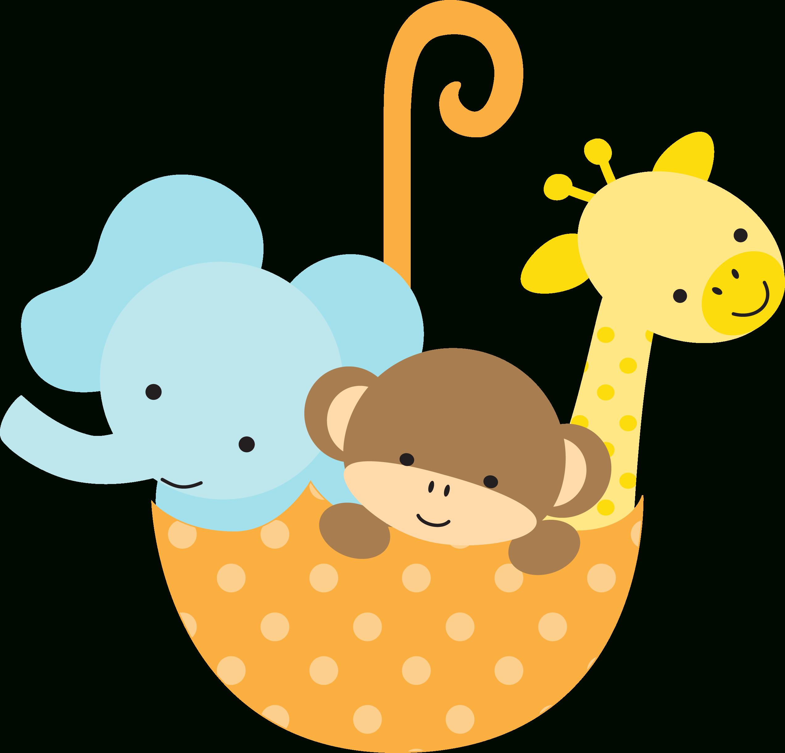 Download Safari Baby Shower Clipart Gender Neutral Baby Shower