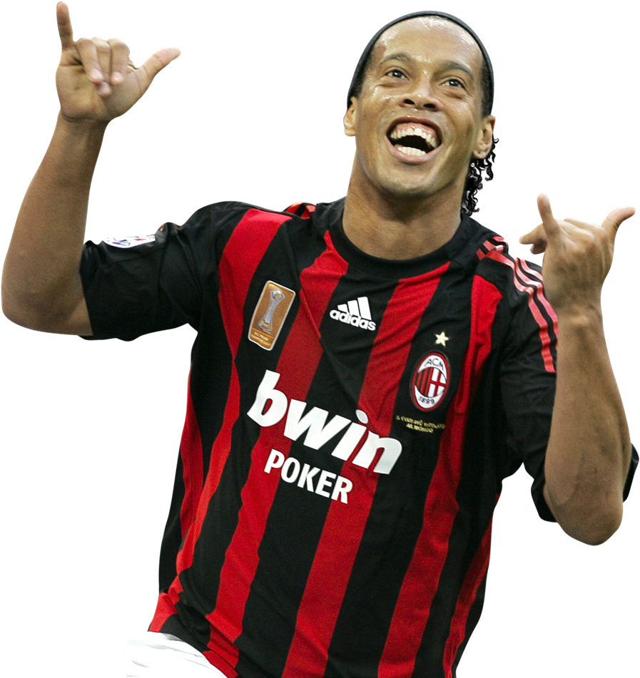 Download Ronaldinho Render - Bbc Hausa Ronaldinho - Full Size PNG