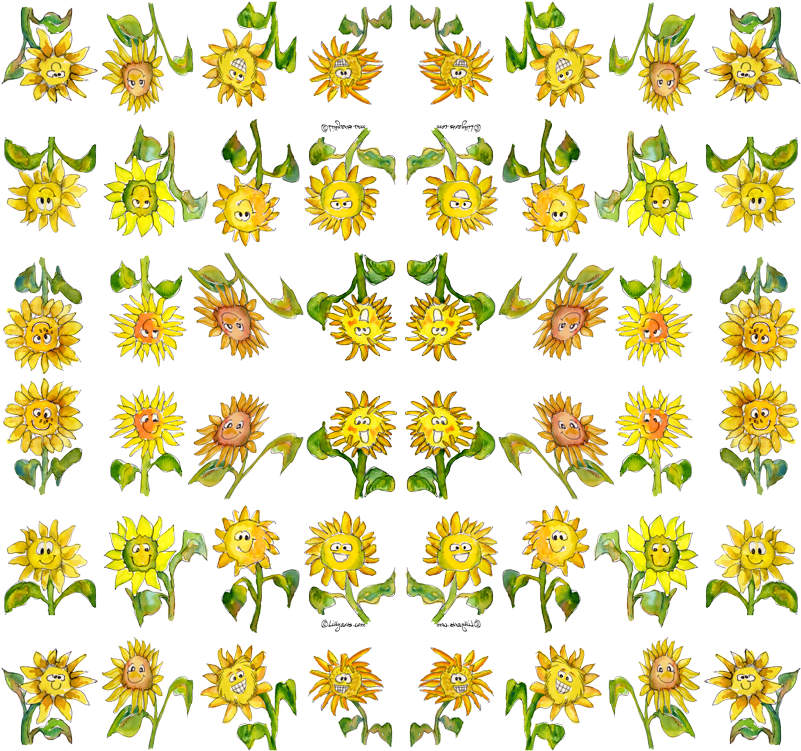 Download Cartoon Wallpaper Lillyarts Spoonflower Drawing