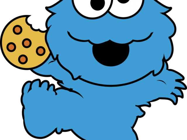 Download Cookie Monster Clipart Cute - Monstruo Come ...