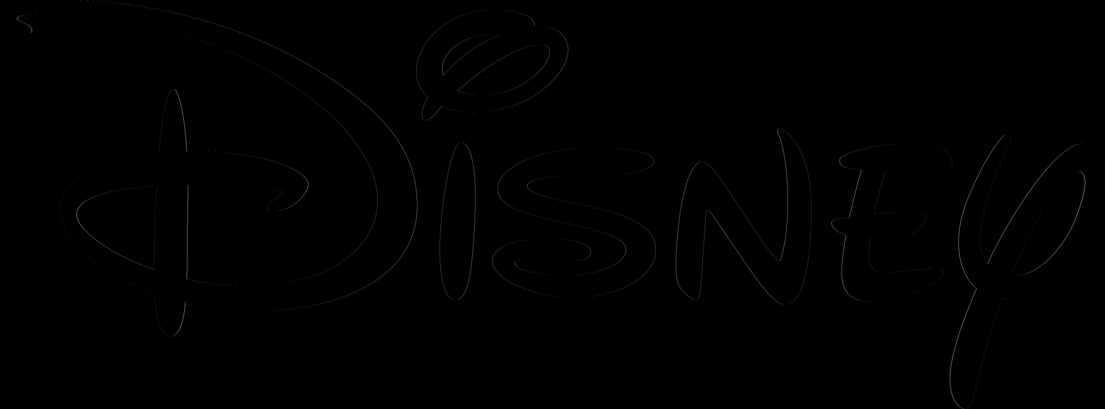 Download Disney - Walt Disney Font Png - Full Size PNG Image - PNGkit
