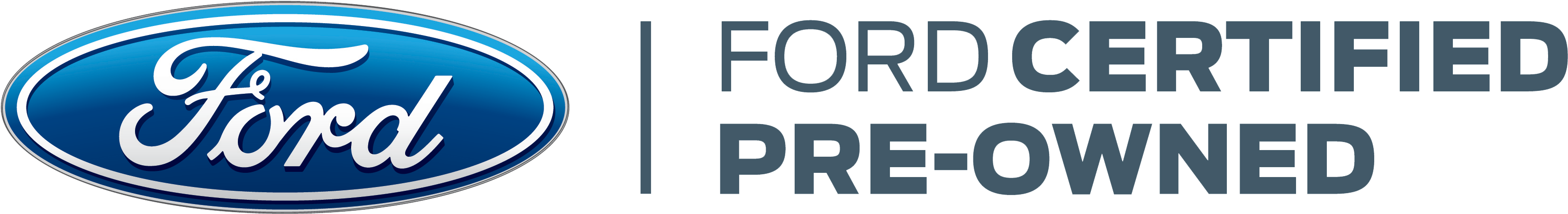 Download Certified - Ford Certified Pre Owned Logo Png - Full Size