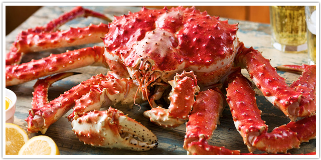 Image result for buffet king crab