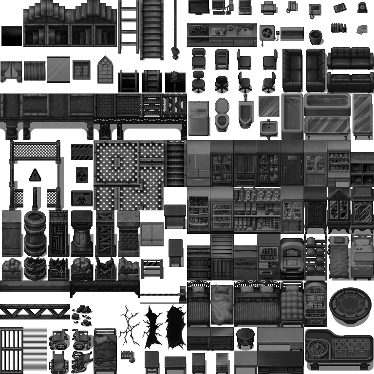 Rpg Maker Mv Tileset Size