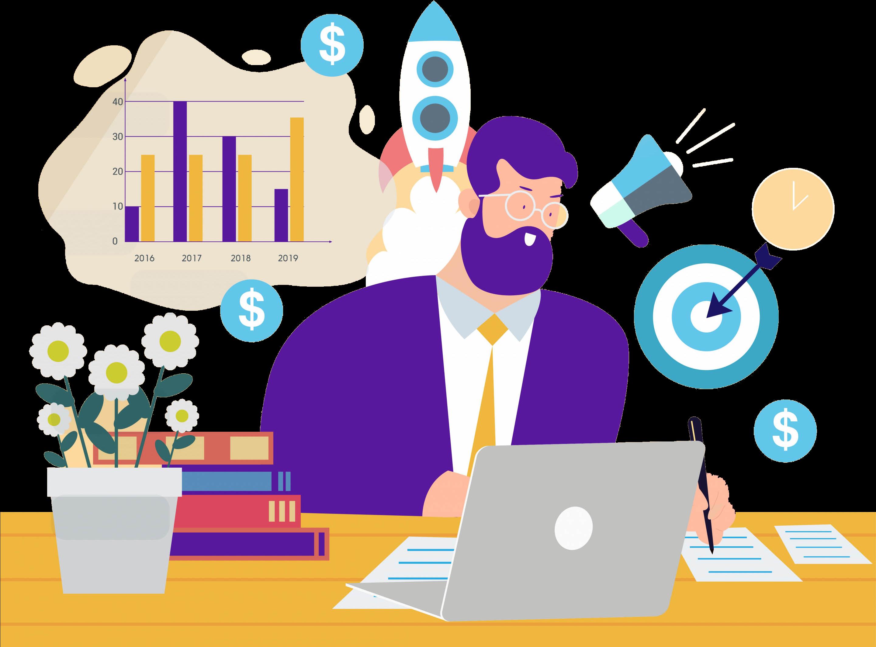 download seo kickstarter digital marketing background vector full size png image pngkit digital marketing background vector