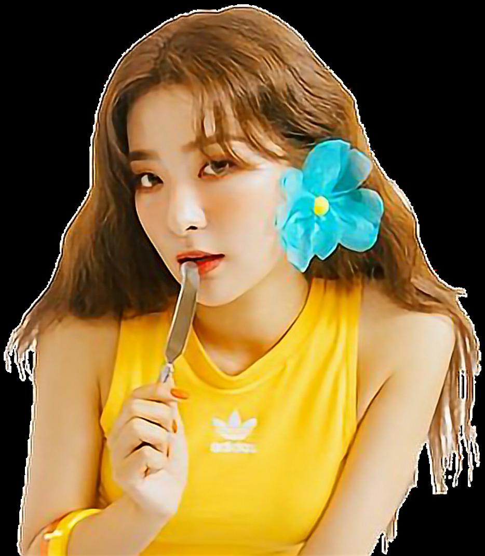 Download Seulgi Stickers Transparent Kpop Edit Aesthetic Cute Red Velvet Seulgi Png Full Size Png Image Pngkit